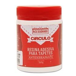 Resina Adesiva Para Tapetes - Antiderrapante - 250 gramas - Circulo
