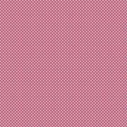 Tecido Tricoline Para Patchwork - 8005 - Micro Poá Rosa - 50cm x 150cm - Fabricart