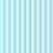 Tecido Tricoline Para Patchwork - 8307 - Listrado Azul Brisa - 50cm x 150cm - Fabricart