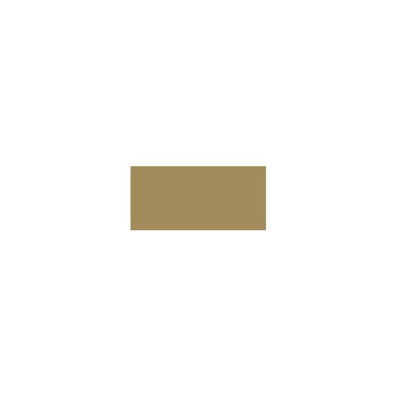 Zíper Corrente Metal Dourado - GC 459 - 12cm