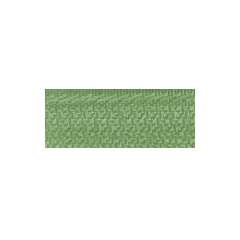 Zíper de Nylon Fino - Fixo - Importado - 18cm - Pacote com 10 Unidades - VMH