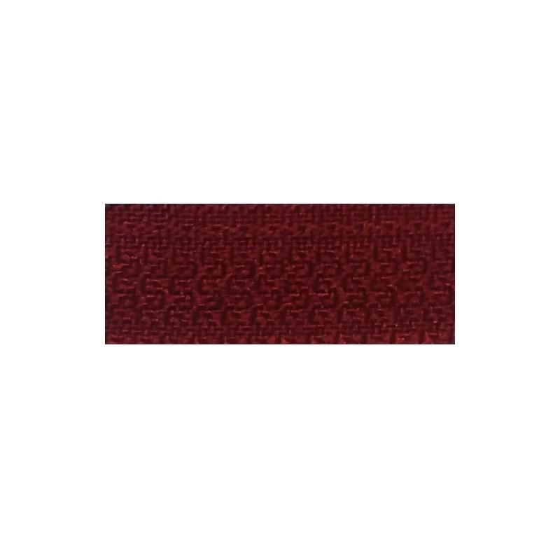 Zíper de Nylon Fino - Fixo - Importado - 40cm - Pacote com 10 Unidades - VMH