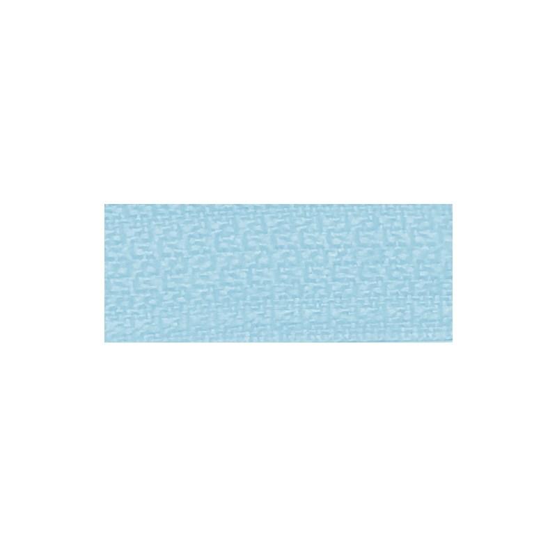 Zíper de Nylon Fino - Fixo - Importado - 45cm - Pacote com 10 Unidades - VMH