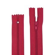 Zíper de Nylon Fino - Fixo - Importado - 50cm - Pacote com 10 Unidades - VMH