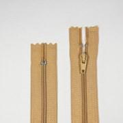 Zíper de Nylon Fino - Fixo - Importado - 55cm - Pacote com 10 Unidades - VMH