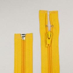 Zíper de Nylon Grosso - Destacável - Importado - 45cm - Pacote com 10 Unidades