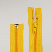 Zíper de Nylon Grosso - Destacável - Importado - 60cm - Pacote com 10 Unidades - VMH