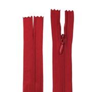 Zíper Invisível - Fixo - Importado - 40cm - Pacote com 10 Unidades